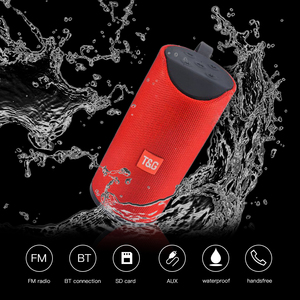 Image 4 - TG113 Outdoor Bluetooth Speaker BT Portable Speaker Wireless Mini TF Card waterproof and USB Disk Loudspeaker