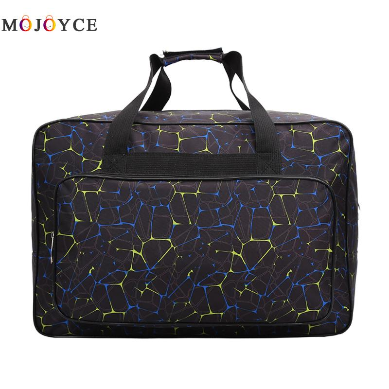Men Women Large Capacity Travel Bag Portable nylon Tote sewing machine Tools bolsas Luggage Duffle Bag tegaote women travel bag large capacity duffle luggage bags big casual tote nylon waterproof female handbags luxury brand bolsas