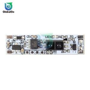 Image 5 - 10 sztuk/partia DC12V krótki dystans czujnik skanowania Sweep czujnik ręczny przełączniki moduł 36W 3A stałe napięcie dla Auto XK GK 4010A