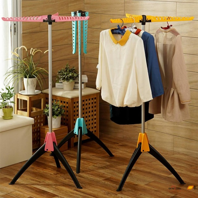 air mounted product clothes for pulleys drying usethings rack washing dry ceiling on