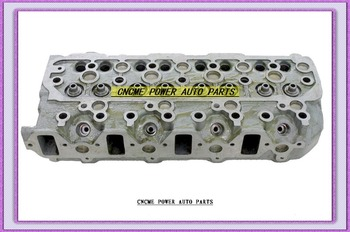 Cabeça Nua Cilindro Para Mitsubishi Canter 4D31 FE214 FE334 FE434 FE444 FG434 FH100 ROSA Bus Be211 Be434 BH214 3298C 3.3L 1983-