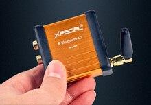 HIFI לוח מקלט Bluetooth CSR64215 4.2 תיבת Bluetooth רכב אודיו סטריאו Bluetooth רמקול רמקול תמיכת APTX שונה