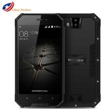 """Blackview BV4000 Pro IP68 Étanche Smartphone 8MP Double Caméra Arrière 4.7 """"HD Android 7.0 Quad Core 2 GB + 16 GB 3680 mAh Mobile Téléphone"""