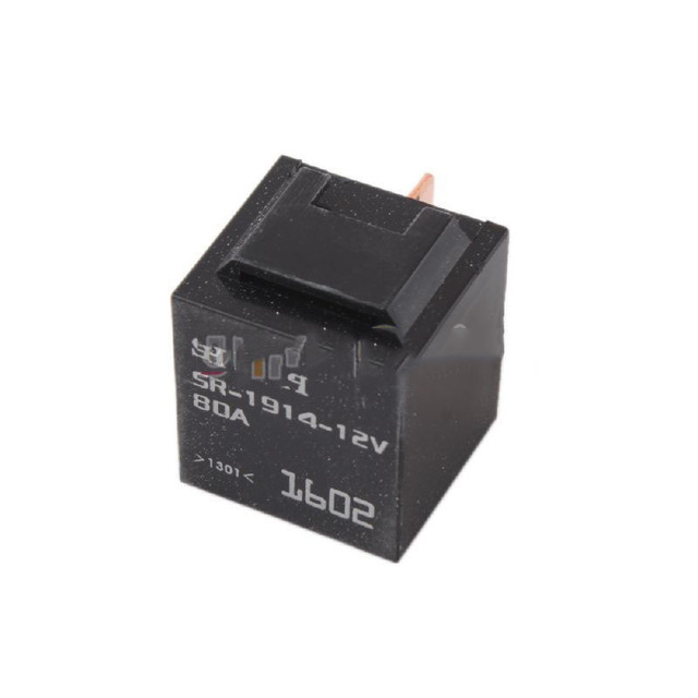 US $4 49 |CoinBill Multicolor! Universal Auto Car Relay Switch Power 5 Pin  SR 1914 12V 80A New Lowest price-in Relays from Home Improvement on