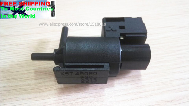US $15 4 30% OFF|Rx8 323 626 M6 Emission solenoid vaccum valve KL01 18 741  JAPAN MAKE K5T49090-in Air Intakes from Automobiles & Motorcycles on