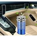 2016 New Vehicle Air Purifier Mini Auto Car Fresh Air Anion Ionic Purifier Oxygen Bar Ozone Ionizer Interior Accessories DC12V
