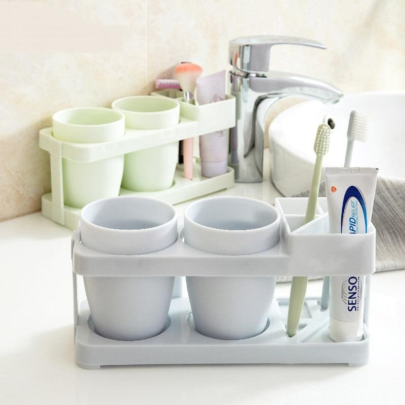 rince bouche tasse porte brosse dents costume de bain de lavage salle de bains dent si ge. Black Bedroom Furniture Sets. Home Design Ideas