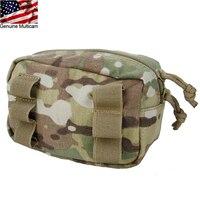 TMC Military Tactical Vest Molle Bag Storage Bag 6ID GP Pouch 500D Multicam Fabric