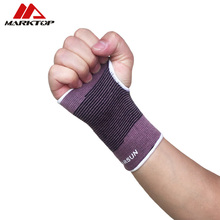 1Pc Thumb Support Straps Winding Wrist Bracers Fitness Sports Wristband Gym Strap