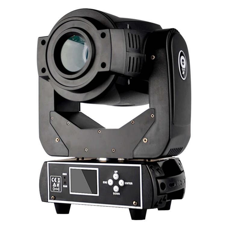 1pc Hot Sell 90W LED Spot Moving Head Light 90W LED DJ Spot Light Gobos Moving Heads Stage Lighting Equipment