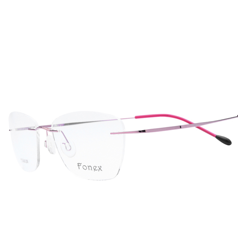 2017 keine Schraube Rezept Lesen Myopie Katze Brillen Rahmen Frauen ...