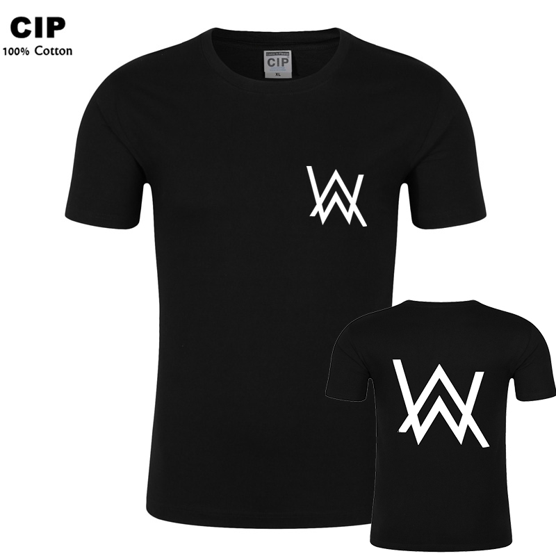 a350555f9 Alan Walker T Shirt Kids Hip Hop T shirt Short Sleeve Cotton ...