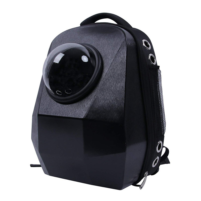 Promotion Price Diamond Cut Carrying Bag For Dog Cat Puppy Space Pet Bubble Backpack Travle Astronaut