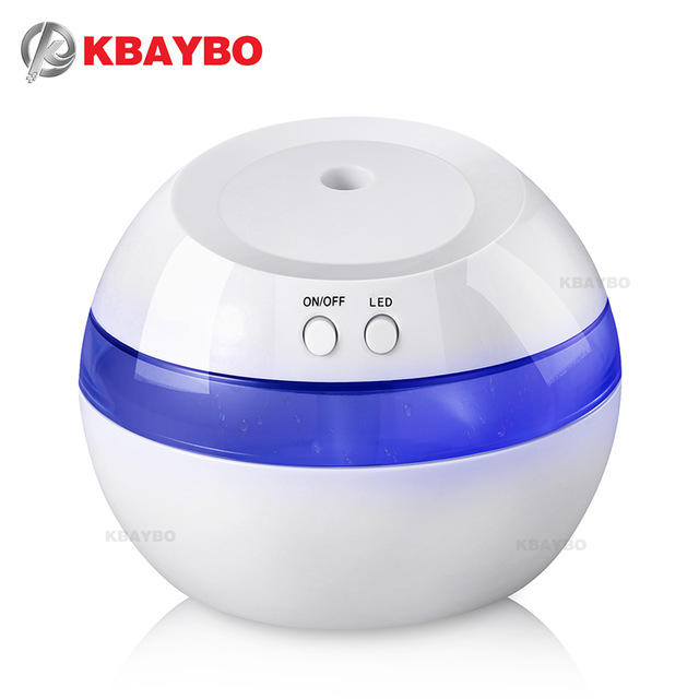 USB Ultrasonic Air Aroma Humidifier Color LED Lights Electric Aromatherapy Essential Oil Aroma Diffuser 290ml humidifier youzhizun usb air humidifier ultrasonic essential oil aroma diffuser negative ion multi color lights mini electric humidifier