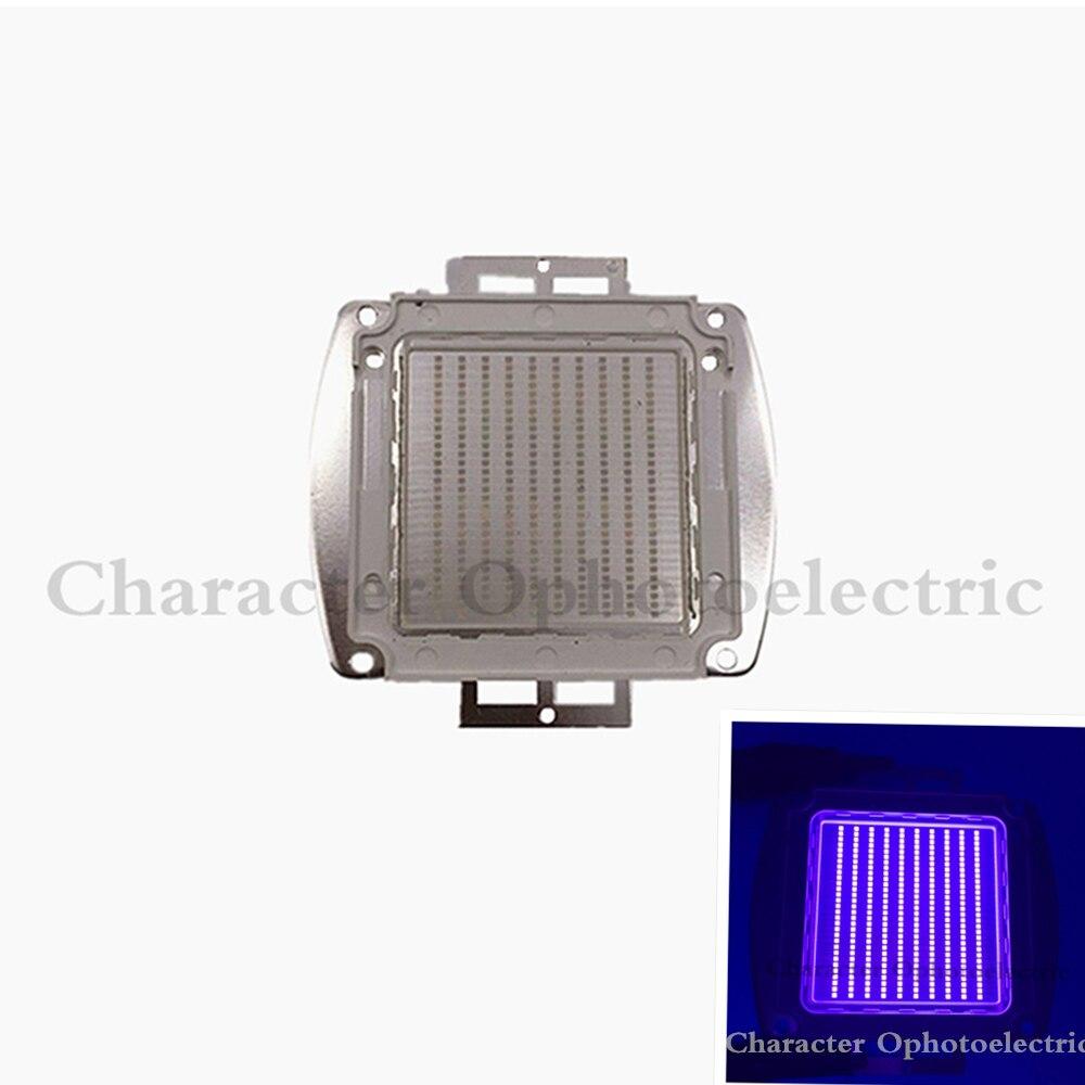 200W Ultra Voilet UV LED lamp light 395-400nm led 7000mA 30-36V by fedex dhl