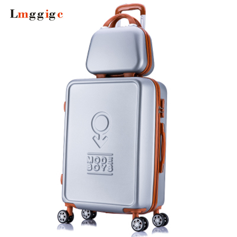 202426inch Luggage Bag Set, ABS+PC Suitcase Carry-On,Universal wheels Trip Carrier,Trolley case,Lightweight drag box