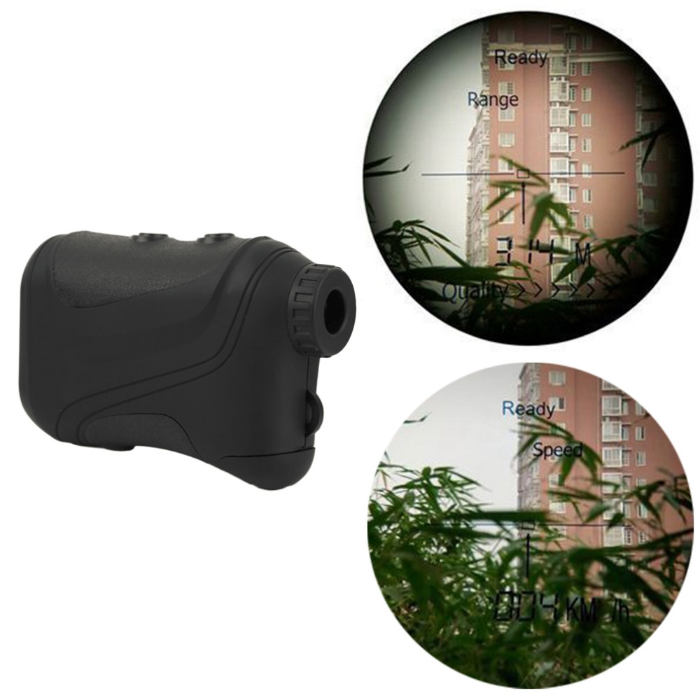 Outdoor Portable Multifunction 6x22mm Laser Range Finder Telescope 600m Hunting Shooting Tools Golf Distance Accessories  цены