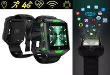 Relógio Inteligente Android6.0 ELECTSHONG 4 GNet 4 Core CPU 1G RAM 8G ROM WI-FI Smartwatch w/Freqüência Cardíaca Pressão Arterial Câmera GPS Do Cartão Do SIM