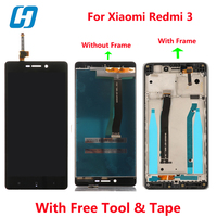 Xiaomi Redmi 3 LCD Display Touch Screen New Arrived Panel Replacement For Xiaomi Redmi 3 1280X720