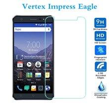 Tempered Glass For Vertex Impress eno Screen Protector For Vertex Impress novo /