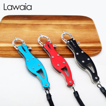 Lawaia Fish Grip Luya 3 Color Optional 304 Stainless Steel Clip Plier Weight About 168g Anti-missing Rope Fishing Equipment