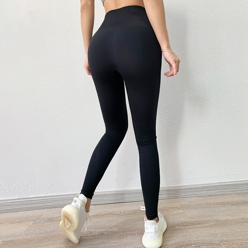 Fitness High Waist Legging Tummy Control Seamless Energy Gymwear Workout Running Activewear Yoga Pant Hip Lifting