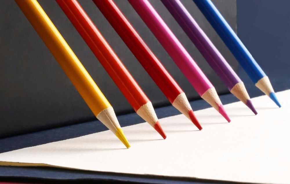Conjunto De lápices De acuarela De Color 120/160, lápiz De Color groso profesional, lapicera De arte, lápices De Colores, suministros escolares
