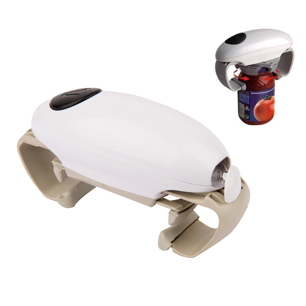 Touch Automatic Jar Opener Tin Open Tool Cordless Battery Operated Yb066 Sz-in