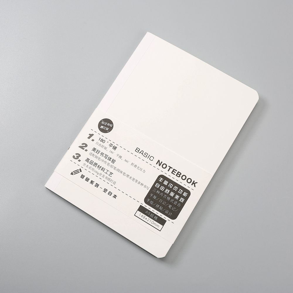 A5 A6 notebook filler <font><b>paper</b></font> 80 sheets <font><b>100gsm</b></font> <font><b>paper</b></font> GRID Blank lined Dotted pages inner pages agenda Journal Dots pages for HOBO image