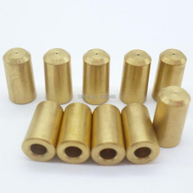 10pcs Brass Mini Electric Motor Shaft Clamp Drill Chuck Drill Clamp ...