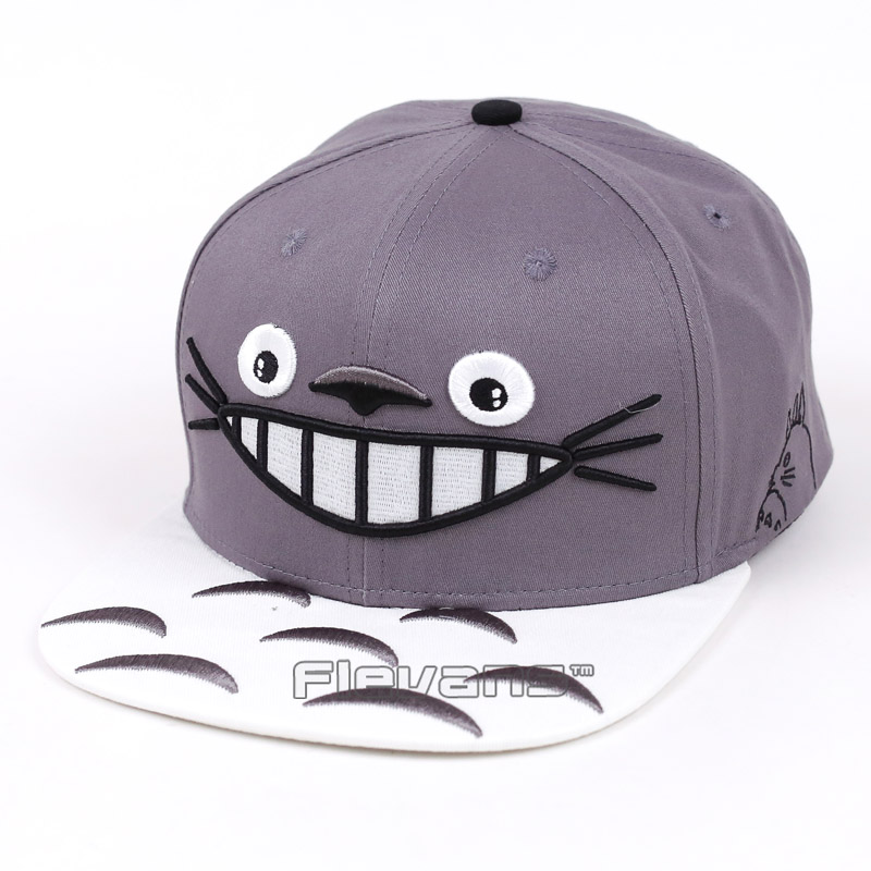 My Neighbor Totoro Snapback Baseball Hip Hop Caps