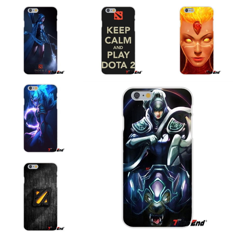 Dota 2 Characters And Their Couriers 2 iphone case