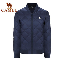CAMEL New Winter Couple Jacket Ultra Light 90% White Duck Down Jackets Casual Portable Winter Coat For Size Down
