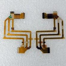 2 шт. ЖК шарнир вращающийся вал гибкий кабель для sony hdr-hc5e HC7E HC9E SR10E SR210E SR220E HC5 HC7 HC9 SR10 SR220 видеокамера