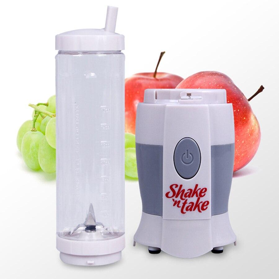 Mini Electric Juicer Power Juice Machine Fruit Vegetable Citrus Generation Juicer Make Juice Machine zonesun 2nd generation 100% original slow juicer fruit vegetable citrus low speed juice extractor
