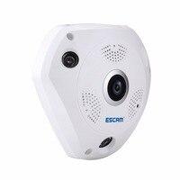 HOT SALE ESCAM Shark QP180 HD 960P 1.3MP infrared camera support