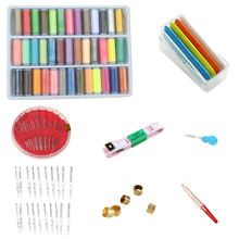 Sewing Tool Sets Sewing Kit Sewing Needle Sewing Thread Tailor's Chalk