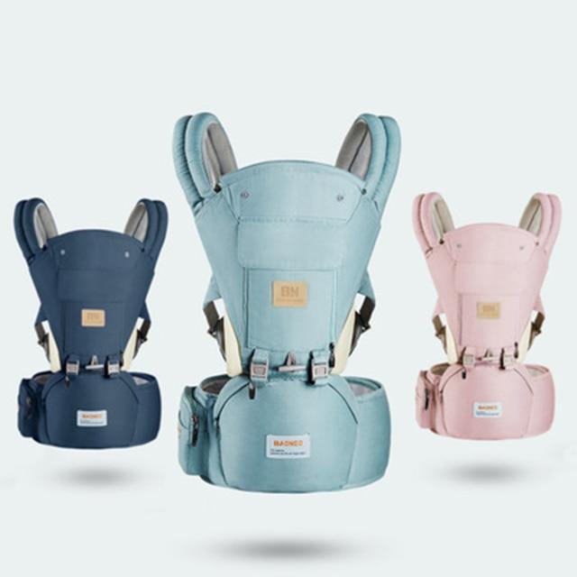 Baby Carrier Ergonomic Backpack Hipseat for Newborn Prevent O-type Legs Sling Wrap Travel Portable Multifunction Kangaroos Belts