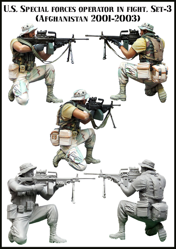 1:35 U.S. Special Forces Members 3