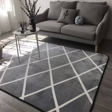 Nordic Carpets Kids Room Anti-slip Bedroom Bedside Rugs Soft Child Rug Sofa Table Floor Mats Baby