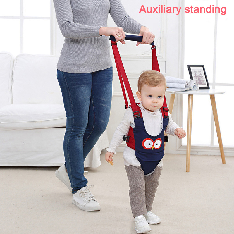 Baby Toddler Walking Assistant Protective Belt Carry Trooper Harness Learning Walk Aid AN88