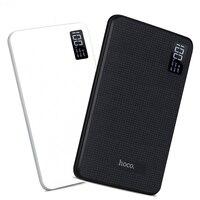 HOCO B24 30000mAh Power Bank LCD Display 5V2 0 3 USB Rapid Charge For IPhone IPad