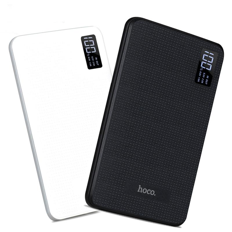 30000 mAh Caso Banco Do Poder para o iphone display LCD X 5V2. 0 3 USB Carregador Rápido para Samsung/Xiaomi/tablet PC Portátil Fino