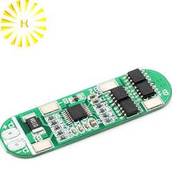 3 S 12 В 18650 литиевая батарея защиты доска 10A ограничение тока защиты