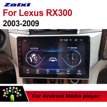 ZaiXi 9 Android Car Multimedia GPS Audio Radio Stereo For Lexus RX300 2003~2009 Original Style Navigation NAVI BT WIFI HD