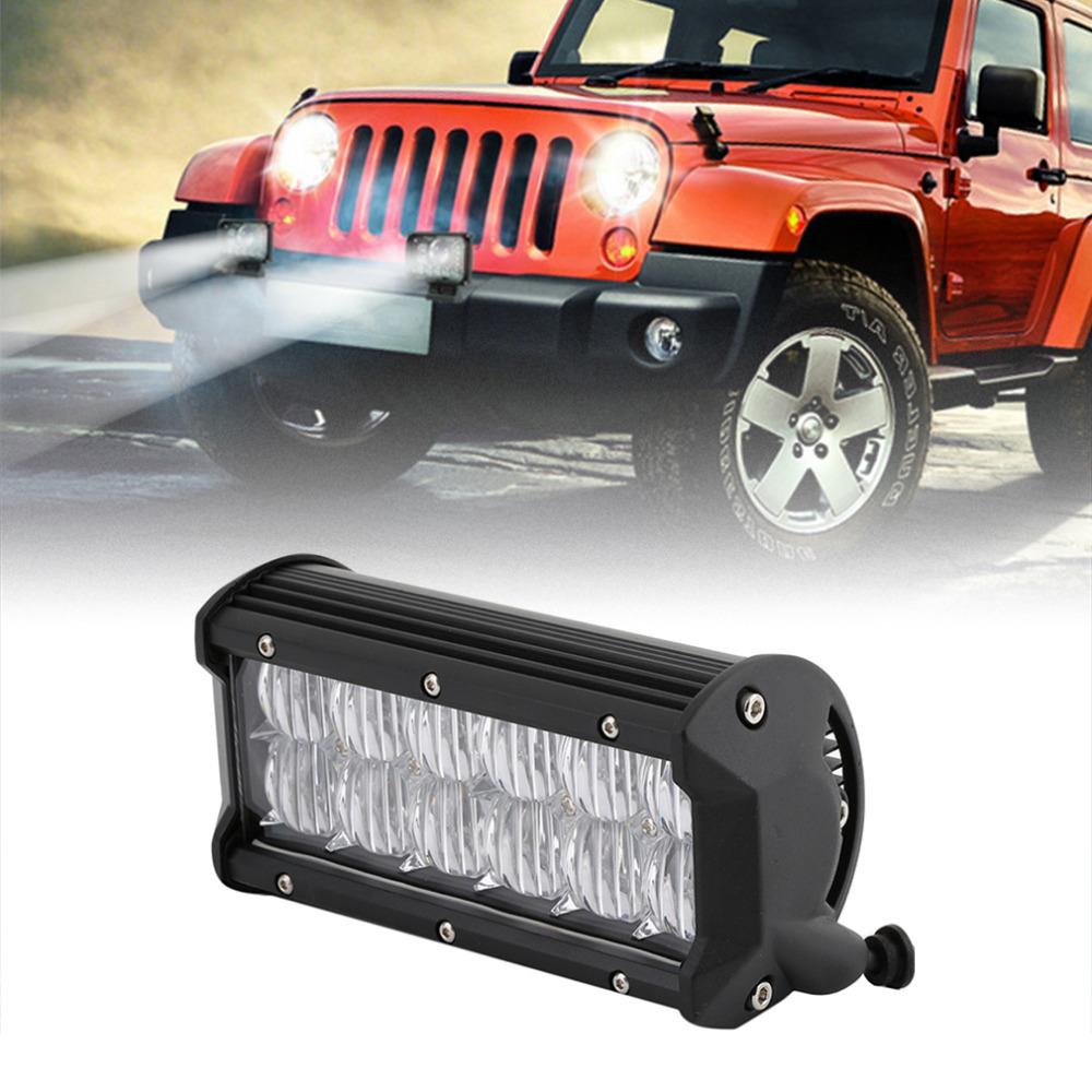 Brand New 7 Inch 5D ATV 60W Off-road Driving Lamp Led Light Bar Spot Work Light Car Off-road Auxiliary Spotlight /Floodlight Hot hot sale inkjet printer machine 50meter 4 line 5mm 3mm solvent ink tube for infiniti pheaton sid roland mimaki mutoh