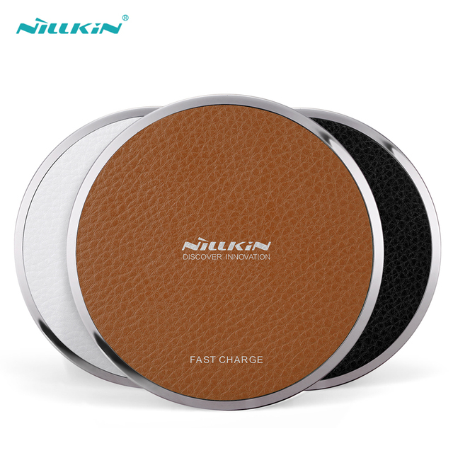 NILLKIN Wireless Charger for Samsung GALAXY S7 Edge New Fast Desktop Charging Device Adapter Launcher for Mobile Phone