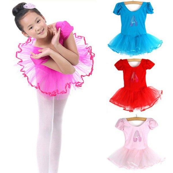 d2d8754c0ee5 Detail Feedback Questions about Kids Baby Dance Dress gymnastics ...