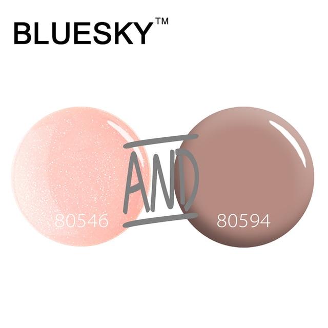 Perfect Polish Color Combinations 2016 Global Fashion Bluesky Private Label UV Gel