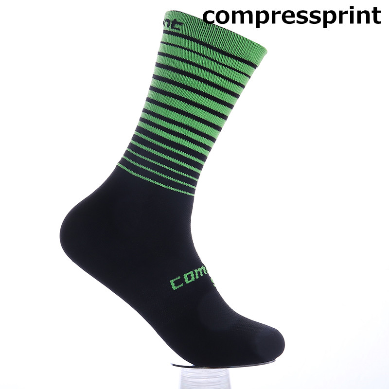 New Compressprint Men New Cycling Socks Men Outdoor Mount Sports Wearproof Bike Footwear For Road Bike Socks Running Socks